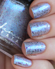 AVAILABLE AT GIRLY BITS COSMETICS www.girlybitscosmetics.com The Fallen Statue (Little Mermaid Collection) by Femme Fatale | Swatch courtesy of  @emilydemolly