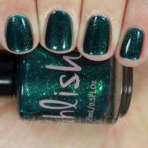 AVAILABLE AT GIRLY BITS COSMETICS www.girlybitscosmetics.com Longleaf Pine (Ode to Fall II Collection) by Pahlish | Swatch  credit: Peachy Polish
