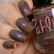 AVAILABLE AT GIRLY BITS COSMETICS www.girlybitscosmetics.com Drift (Atmospheres Collection) by Pahlish | Swatch  credit: Delishious Nails