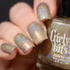 Girly Bits Cosmetics Irish You Were Beer (CoTM March 2017) | Swatch courtesy of Delishious Nails