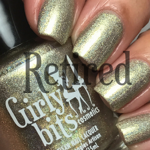 Girly Bits Cosmetics Irish You Were Beer (CoTM March 2017) | Swatch courtesy of IG @luvlee226