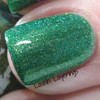 Girly Bits Cosmetics They're After Me Lucky Charms (CoTM March 2017) | Swatch courtesy of Lavish Layerings
