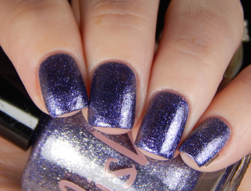 AVAILABLE AT GIRLY BITS COSMETICS www.girlybitscosmetics.com Space Oddity (Life Aquatic Collection) by Pahlish