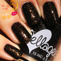 AVAILABLE AT GIRLY BITS COSMETICS www.girlybitscosmetics.com Beautiful Dirty Rich (Born To Be Brave Collection) by Ellagee | Photo courtesy of The Jedi Wife