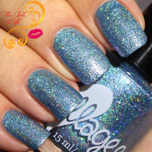 AVAILABLE AT GIRLY BITS COSMETICS www.girlybitscosmetics.com Million Reasons (Born To Be Brave Collection) by Ellagee   Photo courtesy of The Jedi Wife