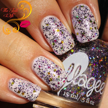 AVAILABLE AT GIRLY BITS COSMETICS www.girlybitscosmetics.com Monster Ball (Born To Be Brave Collection) by Ellagee | Photo courtesy of The Jedi Wife