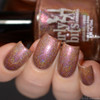 Girly Bits Cosmetics All Bronze No Brains (CoTM April 2017)   Swatch courtesy of Delishious Nails