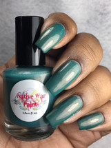 AVAILABLE AT GIRLY BITS COSMETICS www.girlybitscosmetics.com My Favorite Copper Sweater (Copper Penny Collection) by Native War Paints | Swatch courtesy of @queenofnails83