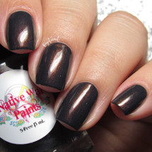 AVAILABLE AT GIRLY BITS COSMETICS www.girlybitscosmetics.com Copperpot (Copper Penny Collection) by Native War Paints | Swatch courtesy of @gotnail