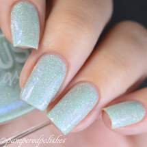 AVAILABLE AT GIRLY BITS COSMETICS www.girlybitscosmetics.com Ages of a Day (Flower Gathering Collection) by Blush Lacquers | Photo credit: @pamperedpolishes