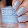 AVAILABLE AT GIRLY BITS COSMETICS www.girlybitscosmetics.com Gloaming Roaming (Flower Gathering Collection) by Blush Lacquers | Photo credit: @pamperedpolishes