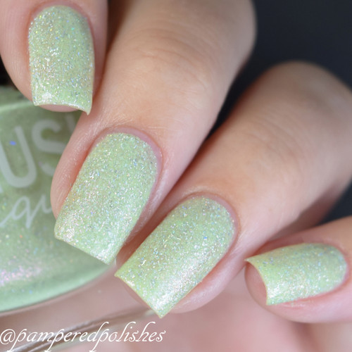 AVAILABLE AT GIRLY BITS COSMETICS www.girlybitscosmetics.com Measure of Treasure (Flower Gathering Collection) by Blush Lacquers | Photo credit: @pamperedpolishes