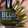 AVAILABLE AT GIRLY BITS COSMETICS www.girlybitscosmetics.com Candelabra-cadabra (Midnight Masquerade Collection) by Blush Lacquers   Photo credit: @pamperedpolishes