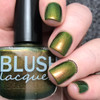 AVAILABLE AT GIRLY BITS COSMETICS www.girlybitscosmetics.com Candelabra-cadabra (Midnight Masquerade Collection) by Blush Lacquers   Photo credit: @dsetterfield74