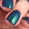 AVAILABLE AT GIRLY BITS COSMETICS www.girlybitscosmetics.com Kiss the Frog (Midnight Masquerade Collection) by Blush Lacquers | Photo credit: @dsetterfield74