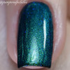 AVAILABLE AT GIRLY BITS COSMETICS www.girlybitscosmetics.com Kiss the Frog (Midnight Masquerade Collection) by Blush Lacquers | Photo credit: @pamperedpolishes