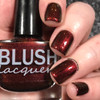 AVAILABLE AT GIRLY BITS COSMETICS www.girlybitscosmetics.com The Secret Door (Midnight Masquerade Collection) by Blush Lacquers | Photo credit: @dsetterfield74