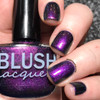 AVAILABLE AT GIRLY BITS COSMETICS www.girlybitscosmetics.com Twilight Maiden (Midnight Masquerade Collection) by Blush Lacquers | Photo credit: @dsetterfield74