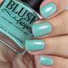 AVAILABLE AT GIRLY BITS COSMETICS www.girlybitscosmetics.com Can't Buy Me Love - Girly Bits Shop Exclusive By Blush Lacquers   Photo credit: IG @gotnail