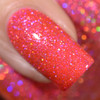Girly Bits Cosmetics Brick House from the Sequins & Satin Pants Collection | Swatch courtesy of Delishious Nails