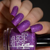 Girly Bits Cosmetics Stayin' Alive from the Sequins & Satin Pants Collection   Swatch courtesy of Delishious Nails