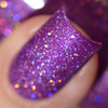 Girly Bits Cosmetics Polish Stayin' Alive from the Sequins & Satin Pants Collection | Swatch courtesy of Delishious Nails
