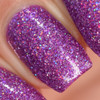 Girly Bits Cosmetics Stayin' Alive from the Sequins & Satin Pants Collection   Swatch courtesy of Manicure Manifesto