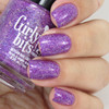 Girly Bits Cosmetics Stayin' Alive from the Sequins & Satin Pants Collection   Swatch courtesy of IG @gotnail