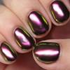 GIRLY BITS COSMETICS Conjure(SFX Multi-chrome Powder) | Swatch courtesy of The Mani Cafe