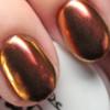 GIRLY BITS COSMETICS Sorcery (SFX Multi-chrome Powder) | Swatch courtesy of The Mani Cafe