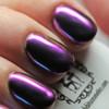 GIRLY BITS COSMETICS Wizardry (SFX Multi-chrome Powder) | Swatch courtesy of The Mani Cafe