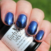 GIRLY BITS COSMETICS Lust (SFX Duo-chrome Powder)   Swatch courtesy of The Mani Cafe
