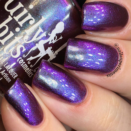 Cabana Boy-toy by Girly Bits for Multichrome Madness | Swatched by Nail Experiments