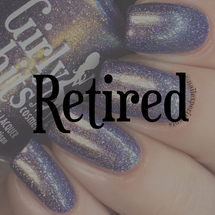 GIRLY BITS COSMETICS Lost in the PATH {Indie Expo Canada Limited Edition} | Swatch courtesy of Nail Experiments