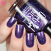 Budget? Fuggedaboudit! {The Road to Polish Con} by Girly Bits | swatch by Cosmetic Sanctuary