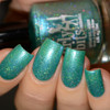 Girly Bits Cosmetics Mermaid of Honour (Juy 2017 CoTM) | Swatch courtesy of Delishious Nails