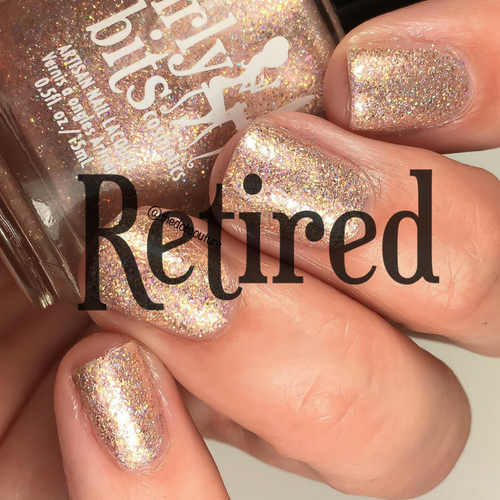 Girly Bits Cosmetics Sand of a Beach (July 2017 CoTM) | Swatch courtesy of The Dot Couture