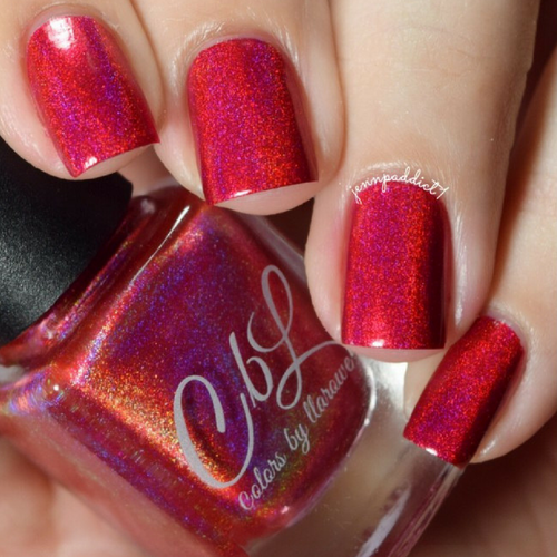 AVAILABLE AT GIRLY BITS COSMETICS www.girlybitscosmetics.com Ben Affleck is Sheila's Homeboy (Krispy Kreme Dreams Collection) by Colors by Llarowe | Swatch courtesy of IG@jennpaddict1