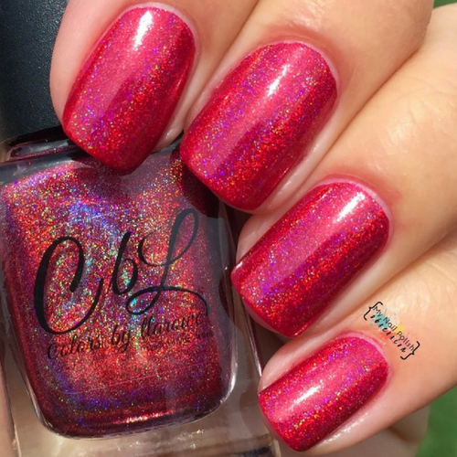 AVAILABLE AT GIRLY BITS COSMETICS www.girlybitscosmetics.com Pirates of Penzance (Spring 2015 - Pretty Woman 25th Anniversary Collection) by Colors by Llarowe | Swatch courtesy of My Nail Polish Obsession