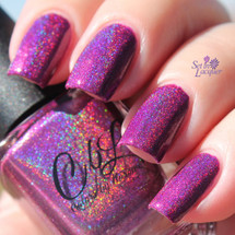 AVAILABLE AT GIRLY BITS COSMETICS www.girlybitscosmetics.com What's Your Dream? (Spring 2015 - Pretty Woman 25th Anniversary Collection) by Colors by Llarowe | Swatch courtesy of Set in Lacquer