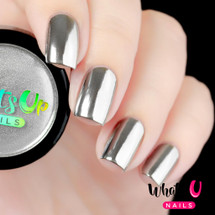 AVAILABLE AT GIRLY BITS COSMETICS www.girlybitscosmetics.com Chrome Powder by Whats Up Nails
