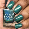 AVAILALBE AT GIRLY BITS COSMETICS www.girlybitscosmetics.com That Little Green Monster (Valentines 2017 Collection) by Colors by Llarowe | Swatch courtesy of The Painted Fox