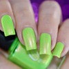AVAILABLE AT GIRLY BITS COSMETICS www.girlybitscosmetics.com Radioactive (Spring/Summer 2017 Collection) by Colors by Llarowe