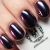 GIRLY BITS COSMETICS Alchemy (SFX Multi-chrome Powder) | Swatch courtesy of The Mani Cafe