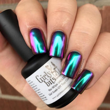 GIRLY BITS COSMETICS Wizardry (SFX Multi-chrome Powder) | Swatch courtesy of IG@Polishhisnails