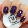 GIRLY BITS COSMETICS Majestic (SFX Duo-chrome Powder) | Swatch courtesy of The Mani Cafe