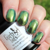 GIRLY BITS COSMETICS Resolution(SFX Duo-chrome Powder) | Swatch courtesy of The Mani Cafe
