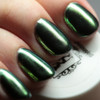GIRLY BITS COSMETICS Resolution(SFX Duo-chrome Powder) | Swatch courtesy of The Polished Hippy