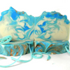AVAILABLE AT GIRLY BITS COSMETICS www.girlybitscosmetics.com Frozen Artisan Soap by SoGa Artisan Soaperie