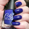 AVAILABLE AT GIRLY BITS COSMETICS www.girlybitscosmetics.com Love Me Some Blurple (Summer 2016 Collection - Cremes, Jellies and Shimmers) by Colors by Llarowe | Swatch courtesy of Pointless Cafe